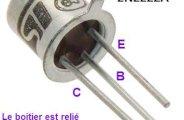 Le transistor 2N2222 et 2N2222A