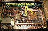 Panne sur ampli Pioneer SX-5570
