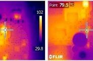 Photo infrarouge numérique : exemples