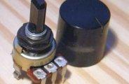 Potentiomètre pour balance audio : fonctionnement