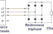 redressement triphase double alternance 0