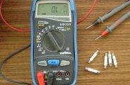 tester un fusible avec un multimetre 0