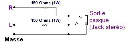 Ampli hifi Pioneer SA 506 schema 14