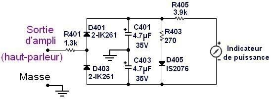 Ampli hifi Pioneer SA 506 schema 15