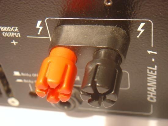Ampli sono Audiophony AS402 2x200W realisation 9