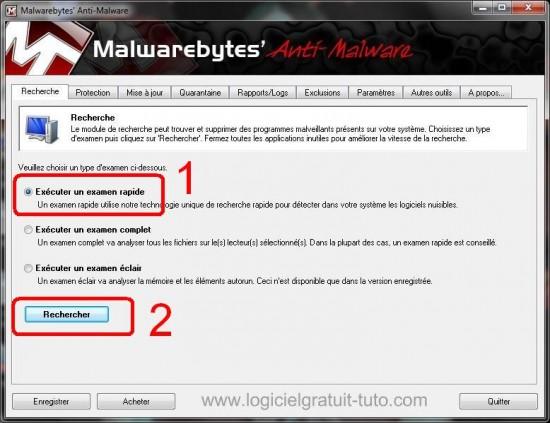 Barre des taches Windows 7 disparue 2