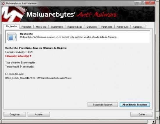 Barre des taches Windows 7 disparue 3