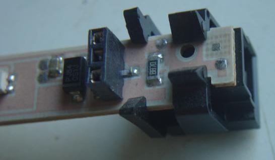 Feu stop LED 12V montage et realisation 3