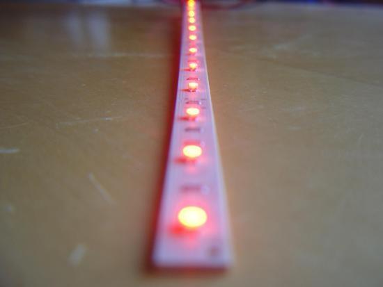 Feu stop LED 12V montage et realisation 8