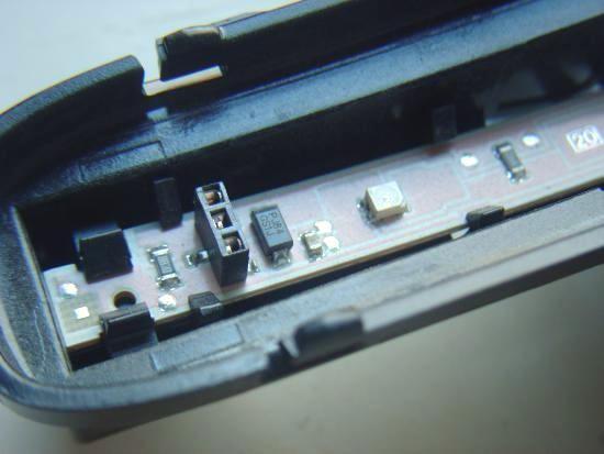 Feu stop LED 12V montage et realisation 0