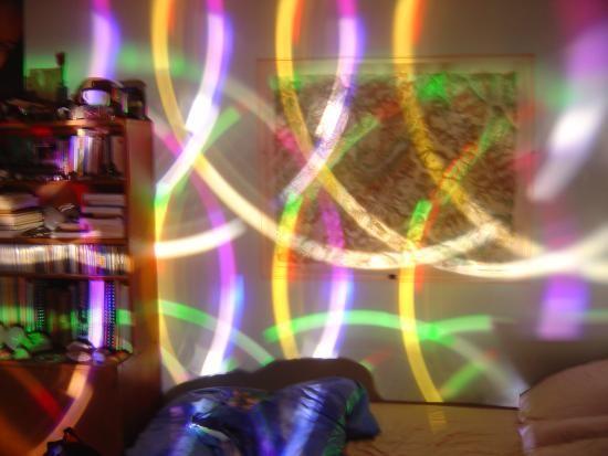 Jeu de lumiere 2 x 150w realisation 10