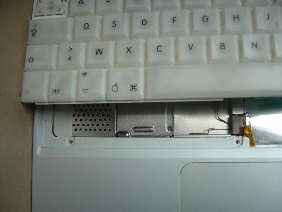 Recuperer un disque dur de Mac ibook 5