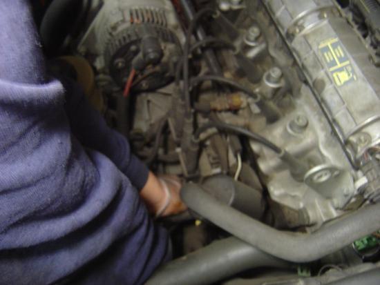 Vidange Laguna 1 essence comment faire 6