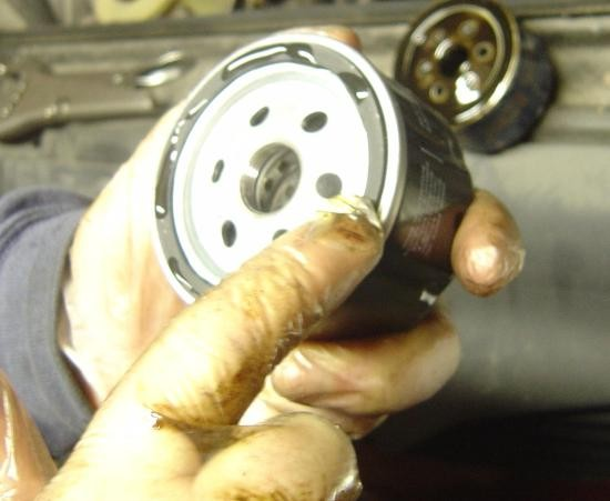 Vidange Laguna 1 essence comment faire 8