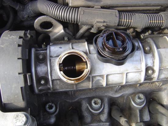 Vidange Laguna 1 essence comment faire 9