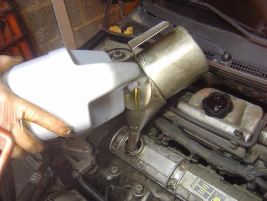 Vidange Laguna 1 essence comment faire 11