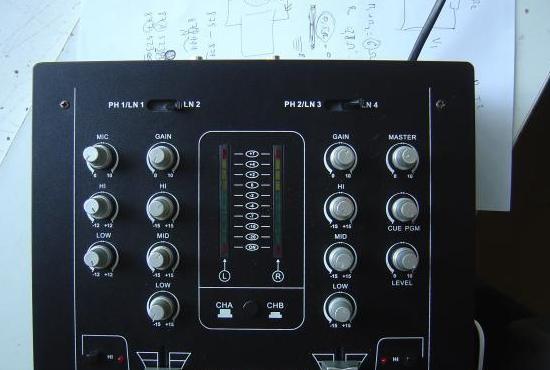 adaptateur 12v ac pour table de mixage 5