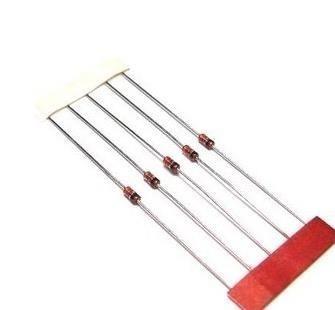ajouter une led rouge clip sur ampli 1
