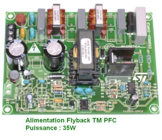 alimentation a decoupage flyback 8