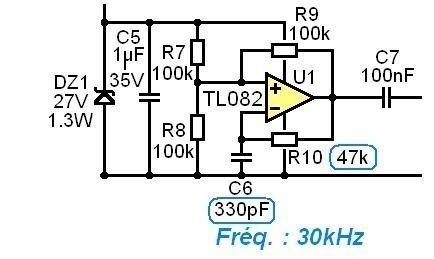 alimentation a decoupage pour ampli audio 200w a 500w 3
