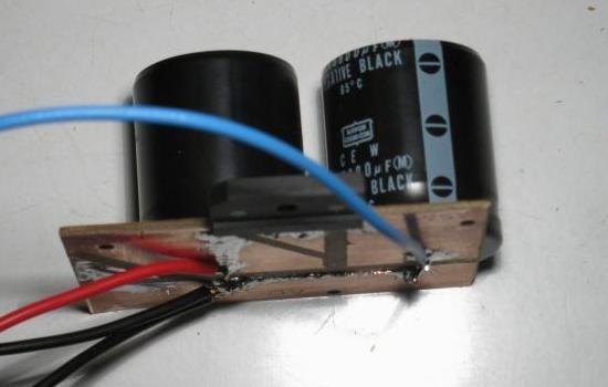 alimentation a doubleur de tension pour ampli audio 2