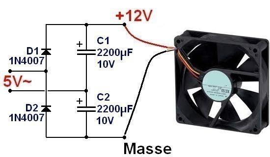 alimentation symetrique 15v a partir d alimentation simple 4