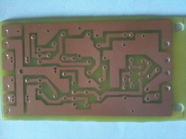 Ampli 50w 100w typon et r alisation - Nettoyer circuit imprime ...