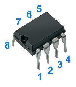 ampli a lm386 schema 1