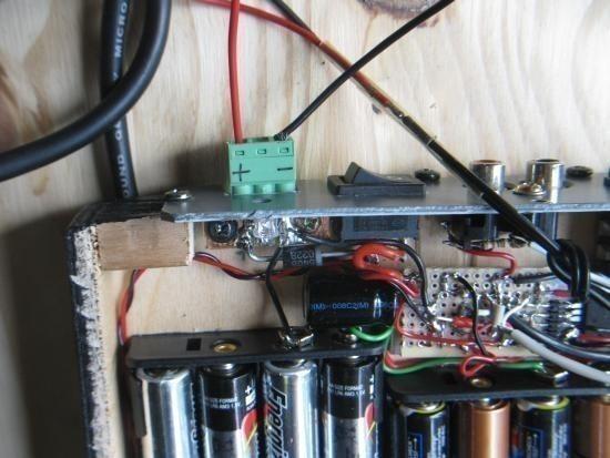 ampli a piles rechargeables 14