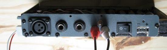 ampli a piles rechargeables 9