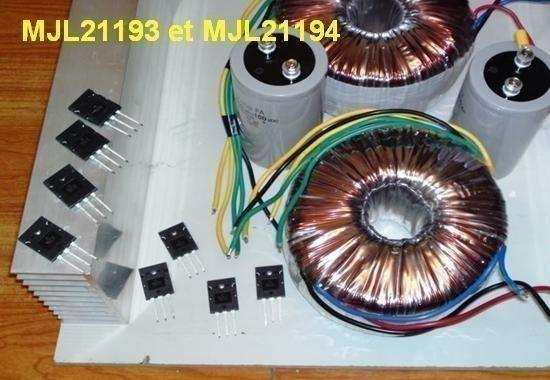 ampli audio 500w a 1000w circuit imprime typon 5