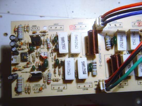 ampli de sono ibiza amp 800 9