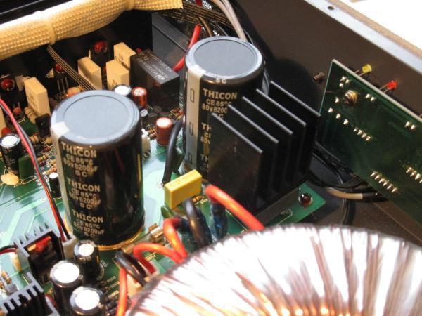 ampli de sono jb system vx700 2