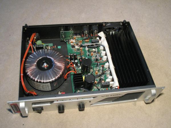 Ampli de sono JB System VX700