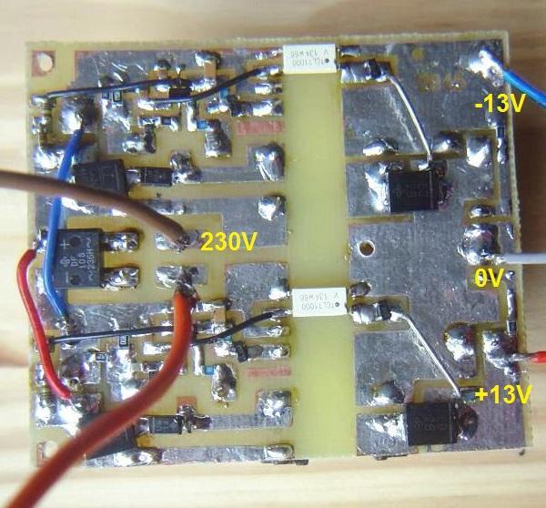 ampli lm1875 a alimentation a decoupage 5