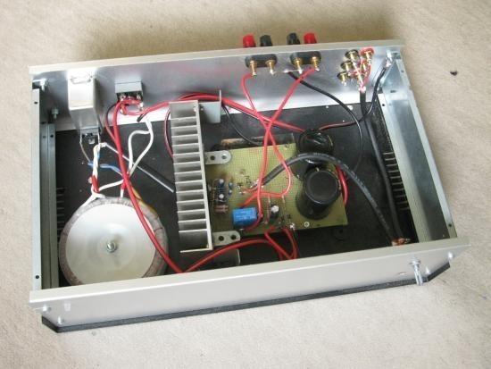 Ampli LM1876 : réaliser un ampli hifi