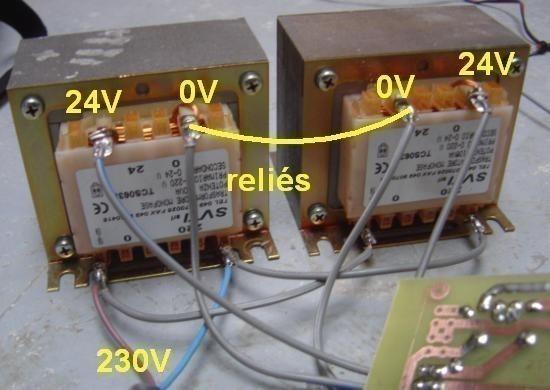 ampli lm3886 realisation simple 2