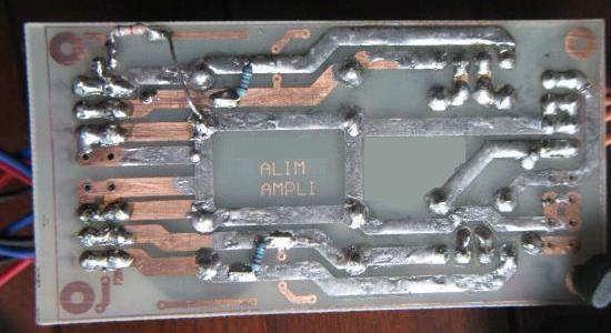 ampli lm3886 realisation simple 5