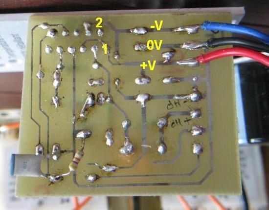 ampli lm3886 realisation simple 7