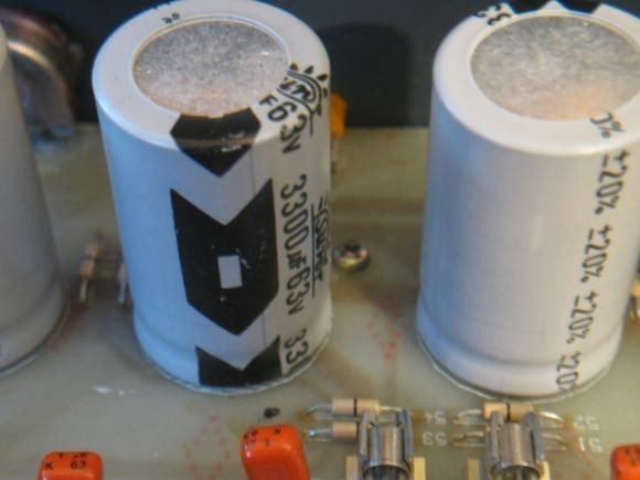 ampli sono 2 x 100w acustica realisation 1