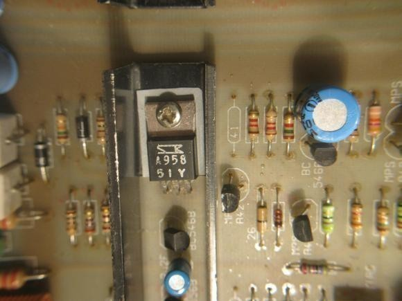 ampli sono 2 x 100w acustica realisation 5