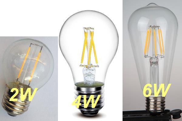 ampoule filament led astuces pratiques. Black Bedroom Furniture Sets. Home Design Ideas