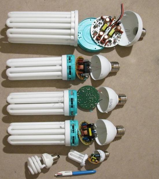 ampoule fluocompacte principe de fonctionnement 4