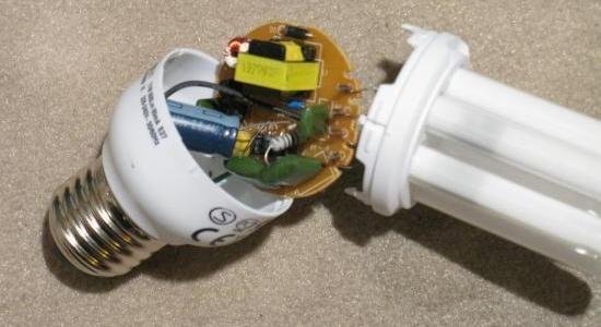 ampoule fluocompacte principe de fonctionnement 5
