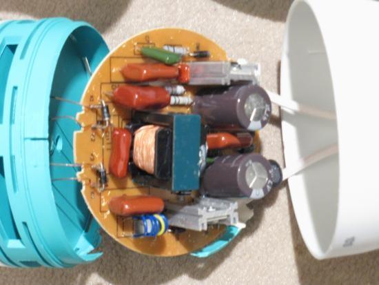 ampoule fluocompacte principe de fonctionnement 8
