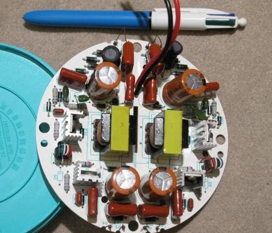 Ampoule fluocompacte : principe de fonctionnement