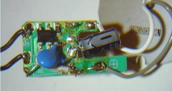 ampoule led 3w schema et composants 4