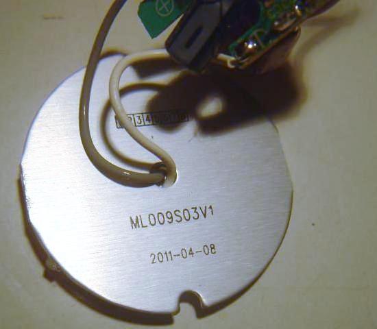ampoule led 3w schema et composants 6