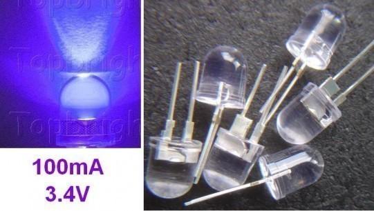 ampoule led 3w schema et composants 7
