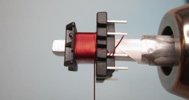 bobiner un transformateur 3